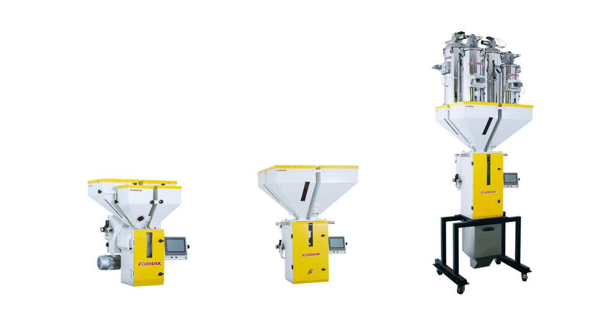 FGB Series Gravimetric Blenders